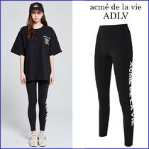アクメドラビ ADLV★TWICE着用★ BIG LOGO LEGGINGS
