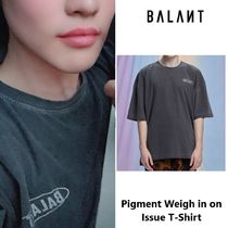 【Balant】Pigment Weigh in on Issue T-Shirt ★NCT着用★