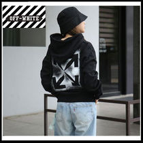 (オフホワイト) OFF-WHITE ARROWS HOODIE OMBB034E20FLE004