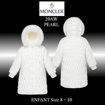 20AW★新作★MONCLER ENFANT★PEARL キッズ ロングパーカー