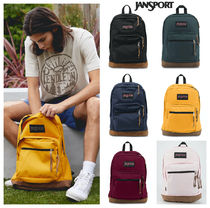 US限定★JANSPORT Right Pack ロゴ バックパック 送料込/関返★