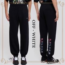 VIP価格【OFF - WHITE】Caravaggio Painting スウェットパンツ