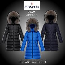 20AW★新作★MONCLER ENFANT★ABELLE キッズ ダウンコート