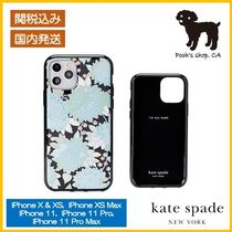【Kate Spade】jeweled exotic bloom iphoneケース◆国内発送◆