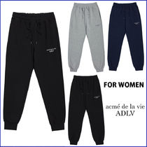 アクメドラビ ADLV★TWICE着用★BASIC LOGO PANTS FOR WOMEN_3色