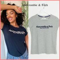Abercrombie & Fitch ◇ ロゴ ラウンドネック Tシャツ【送料込】