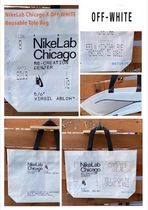 ★限定品★NikeLab Chicago X OFF-WHITE Reusable Tote Bag