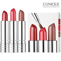 ♡大特価SALE♡【CLINIQUE】Long Last Lipstick Trio
