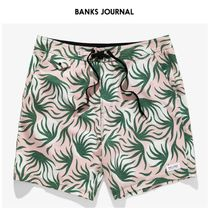 【BANKS JOURNAL】☆水着☆新作☆CANYONS BOARDSHORT
