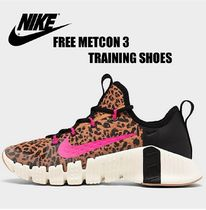 NIKE★日本未入荷☆FREE METCON 3 TRAINING SHOES☆レオパード
