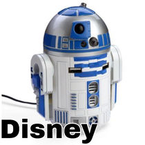 大人気☆【Disney】Star Wars R2-D2 USB 車用充電器