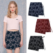 NASTYFANCY★日本未入荷 韓国FANCY PAISLEY BUTTERFLY LAB SKIRT
