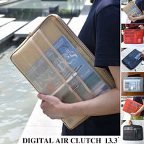 PLEPIC■Digital Air Clutch 13.3 ノートパソコン・iPadポーチ