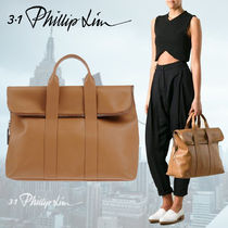 【3.1 Phillip Lim】 31 Hour tote bag レザートートバッグ