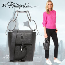 【3.1 Phillip Lim】 Leigh Small Top Handle Bag 2WAY バッグ