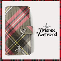 即発【Vivienne Westwood】DERBY FLAP iPhone X/XS スマホケース