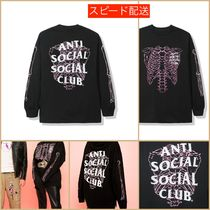 【ANTI SOCIAL SOCIAL CLUB】Long Sleeve アンチ ロンT 送関込