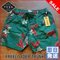 【SAIL/即納】TCSS ボードショーツ 水着 FREELOADER TRUNK 花柄