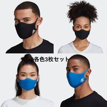 【adidas】FACE COVERS フェイスマスク 3枚セット