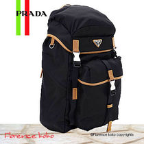 関税込み国内発送 PRADA☆Nylon Backpack 2VZ078 2DFC