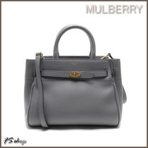 Mulberry正規品/EMS発送/送料込み BELTED BAYSWATER TOTE BAG