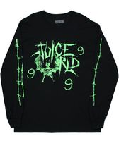Juice WRLD Official 999 Club Shadows In My Room L/S T-Shirt
