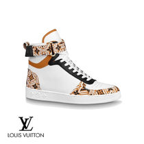 LOUIS VUITTON☆LV CRAFTY BOOMBOX SNEAKER BOOT