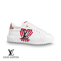 LOUIS VUITTON☆LV CRAFTY TIME OUT SNEAKER シンプルでCOOL☆