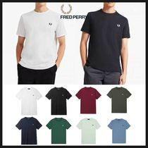 ◆FRED PERRY◆ 20SS RINGER T-SHIRT (全8色) シンプル ロゴ半袖