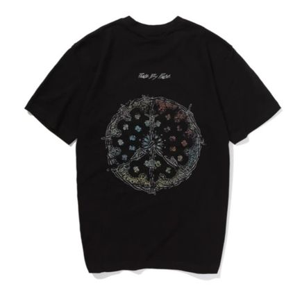XVESSEL Tシャツ・カットソー 最旬☆XVESSEL PAISLEY PEACE TEE 2color☆送料関税込(3)