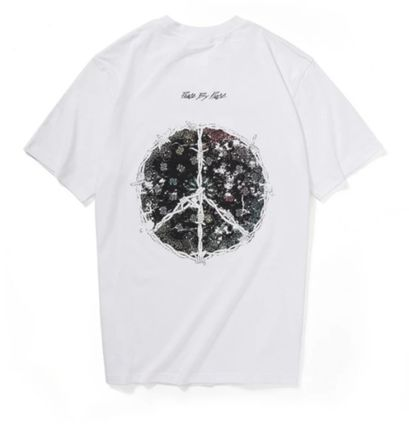 XVESSEL Tシャツ・カットソー 最旬☆XVESSEL PAISLEY PEACE TEE 2color☆送料関税込(7)