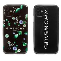 GIVENCHY ロゴプリントIPHONE 11ケース関税送料込