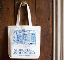 Shakespeare and Company トートバッグ 国内発送 手元に在庫あり