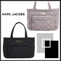 MARC JACOBS☆QUILTED ナイロン マザーバック 2WAY☆送料込