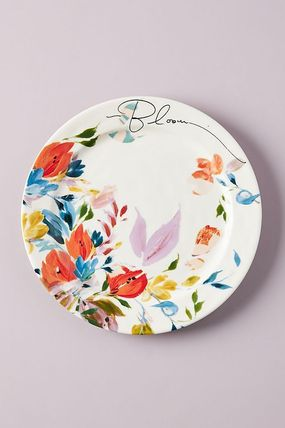 Anthropologie 食器(皿) セール! Anthropologie☆Brynne Side Plates 4枚セット