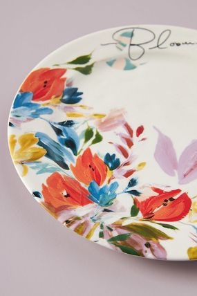 Anthropologie 食器(皿) セール! Anthropologie☆Brynne Side Plates 4枚セット(2)