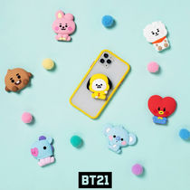 [BT21] BT21 ベビー グリップトック BT21 BABY bubbly pop tok