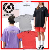 ☆韓国の人気☆PERSTEP☆Hope T-shirt☆5色☆