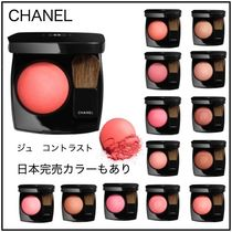【CHANEL】joues contraste 日本完売カラーあり