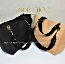 JIMMY CHOO★VIPセール★FLO TOTE ★即発送可♪