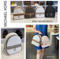 20年夏新作 Michael Kors★KENLY MD BACKPACK