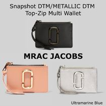 MARC JACOBS☆Snapshot☆DTM Top-Zip Multi Wallet☆