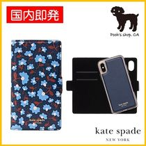 【Kate Spade】sylvia party floral iphone ケース◆国内発送◆