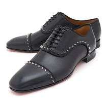 Christian Louboutin★Eton Oxford spike calf shoes【関税込】