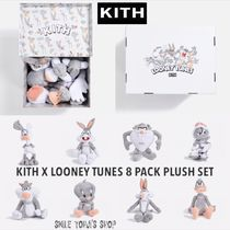 ★20SS★KITH X LOONEY TUNES 8 PACK PLUSH SET