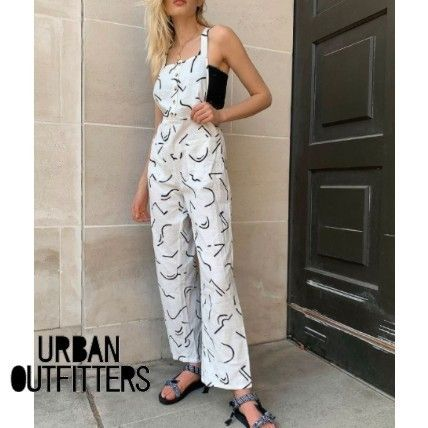 Urban Outfitters☆Billabong UO Exclusive Run Wild Jumpsuit