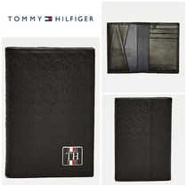 【Tommy Hilfiger】☆お買い得☆CUBE MONOGRAM CARD HOLDER