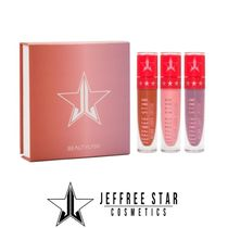 JEFFREE STAR COSMETICS☆Special Edition Lip Box 3本セット