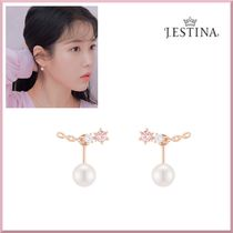 ☆J.ESTINA☆ ピアス Joelle Perlina Earring