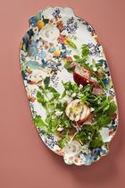 セール! Anthropologie Botanica Platter
